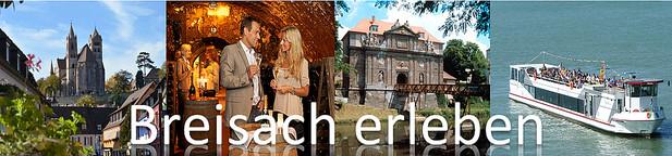 Breisach erleben - Quelle: Breisach-Touristik