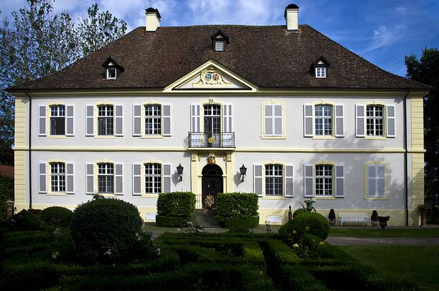 Breisach Schloss - Quelle: Breisach-Touristik