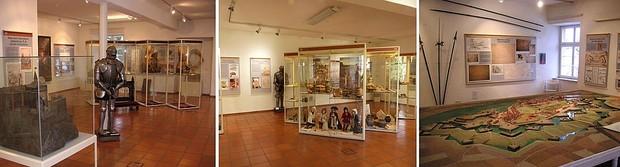Museum für Stadtgeschichte - Innenbereich