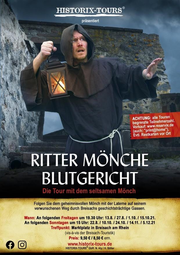 Ritter Mönche Blutgericht 2021