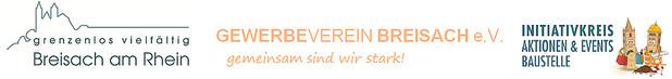 Logos d. Veranstalter Baustellenfest