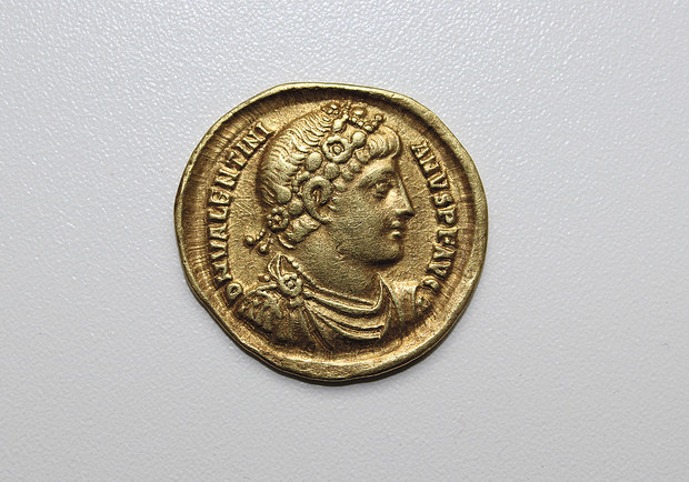 Valentinian Münze