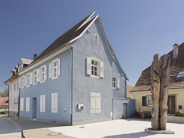 Blaues Haus - © Stadt Breisach am Rhein