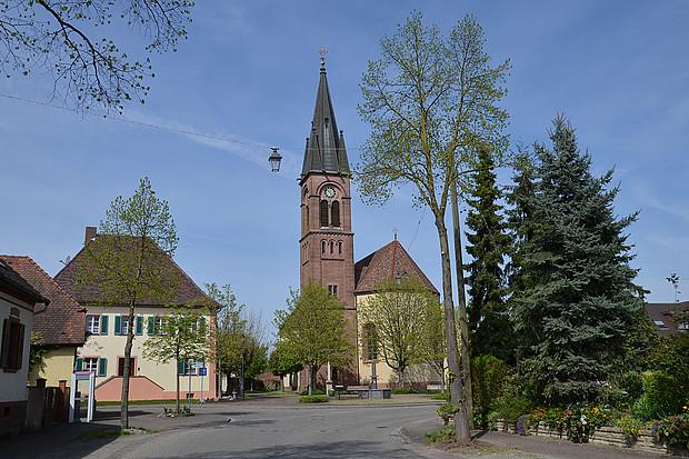 Gündlingen - St. Michael Kirche