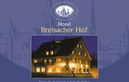 Garni Hotel Breisacher Hof Breisach Am Rhein